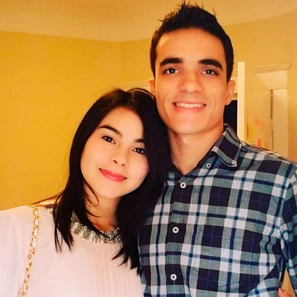 Joel and Mairee Garcia