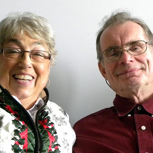 Allan and Rhoda Holt