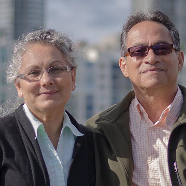 Oscar and Ada Rivera
